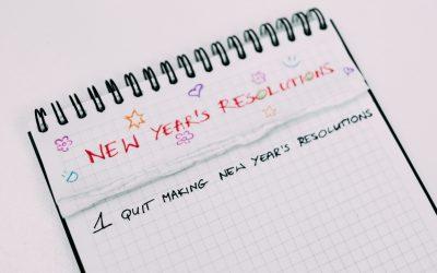 Mijn doelen die ik in 2018 ga behalen, echt!