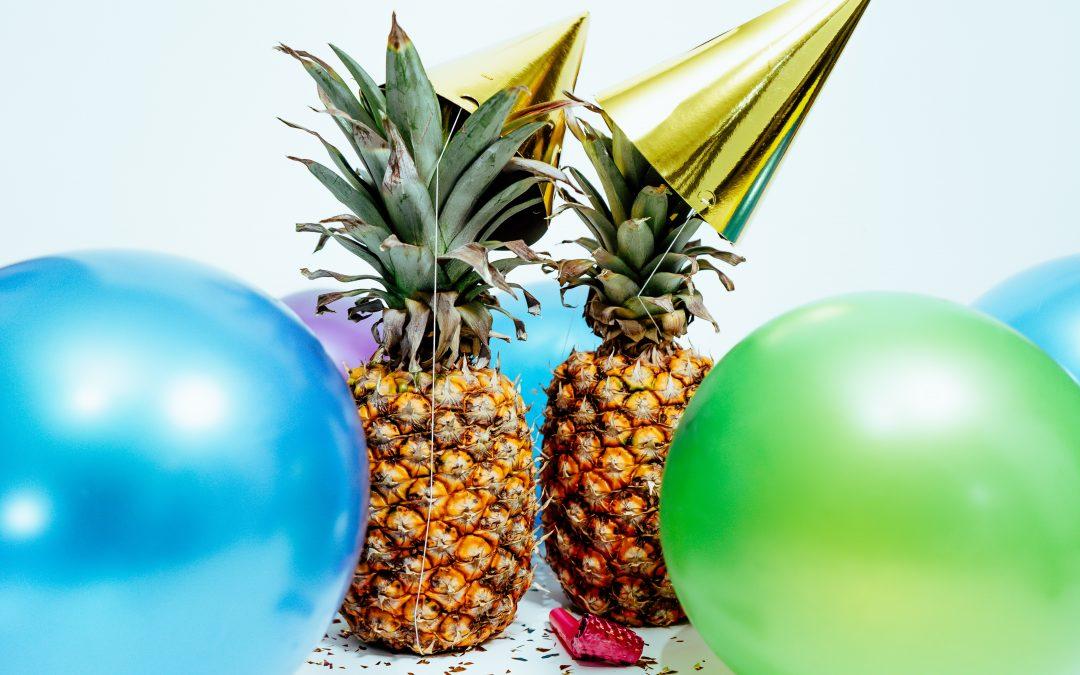 Verjaardagstress, 5 tips om te gaan genieten!