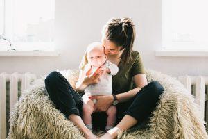 blog moeder stress kind