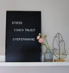 stress coachtraject overspanning